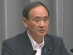 平成29年9月1日(金)午前-内閣官房長官記者会見