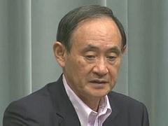 平成29年9月4日(月)午前-内閣官房長官記者会見