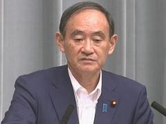 平成29年9月7日(木)午前-内閣官房長官記者会見