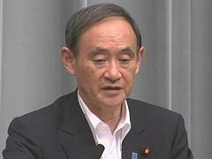 平成29年9月11日(月)午前-内閣官房長官記者会見