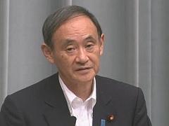 平成29年9月11日(月)午後-内閣官房長官記者会見
