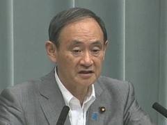 平成29年9月26日(火)午前-内閣官房長官記者会見