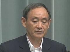 平成29年9月27日(水)午前-内閣官房長官記者会見