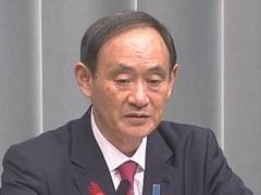 平成29年10月2日(月)午前-内閣官房長官記者会見