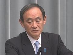 平成29年10月26日(木)午前-内閣官房長官記者会見
