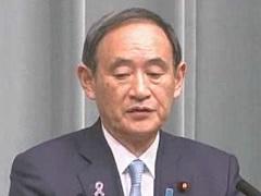 平成29年11月15日(水)午前-内閣官房長官記者会見