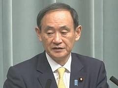 平成29年11月27日(月)午前-内閣官房長官記者会見