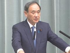 平成29年11月29日(水)午前-内閣官房長官記者会見