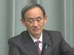 平成29年12月6日(水)午後-内閣官房長官記者会見