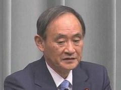 平成29年12月11日(月)午前-内閣官房長官記者会見