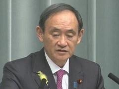 平成29年12月15日(金)午前-内閣官房長官記者会見