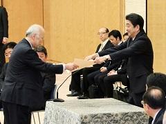 日本医療研究開発大賞表彰式-平成29年12月13日