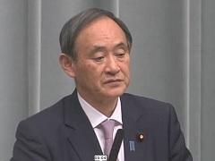 平成29年12月20日(水)午後-内閣官房長官記者会見