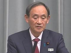 平成29年12月21日(木)午後-内閣官房長官記者会見