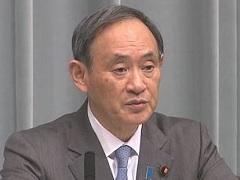 平成29年12月26日(火)午前-内閣官房長官記者会見