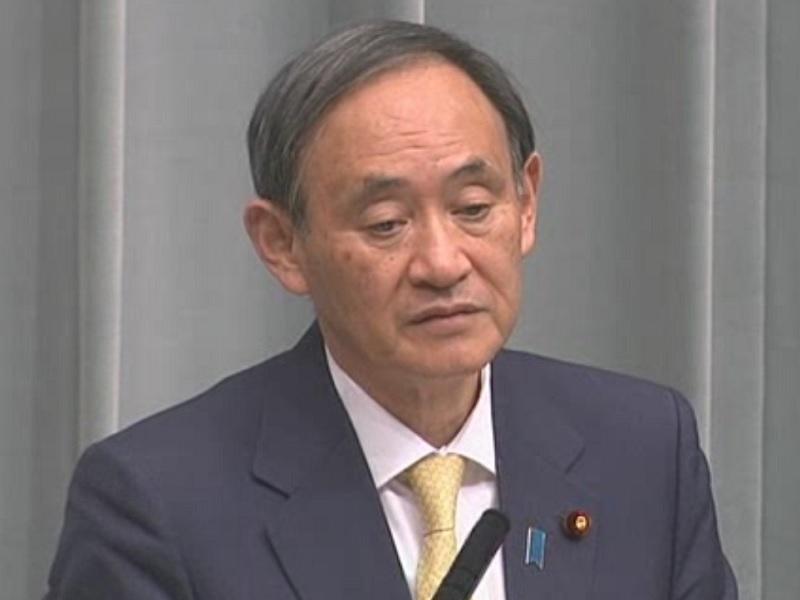 平成30年1月11日(木)午後-内閣官房長官記者会見