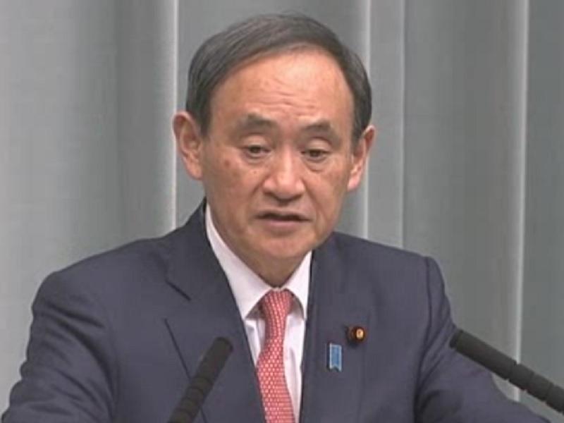 平成30年1月12日(金)午前-内閣官房長官記者会見