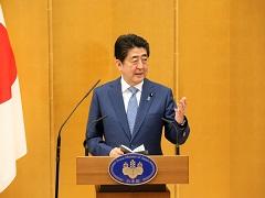 ものづくり日本大賞内閣総理大臣賞表彰式及び祝賀会-平成30年1月22日