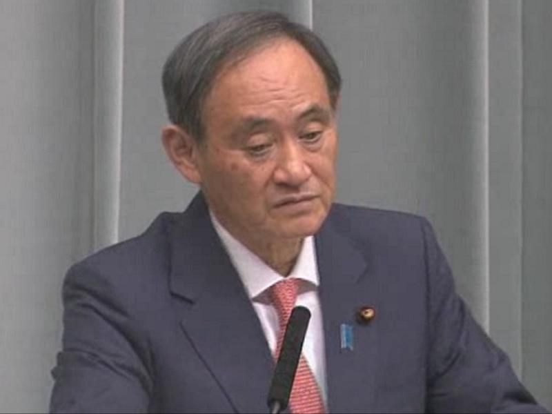 平成30年2月1日(木)午前-内閣官房長官記者会見