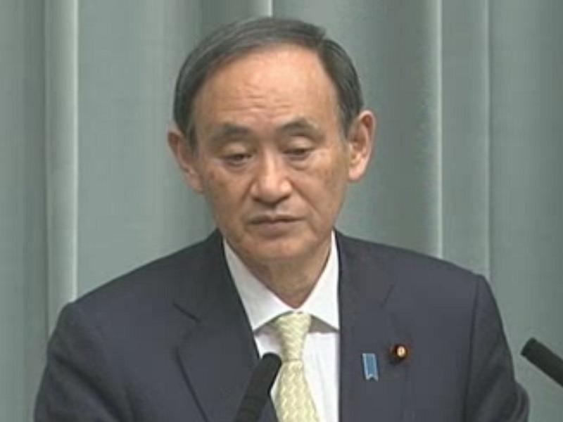平成30年2月6日(火)午後-内閣官房長官記者会見