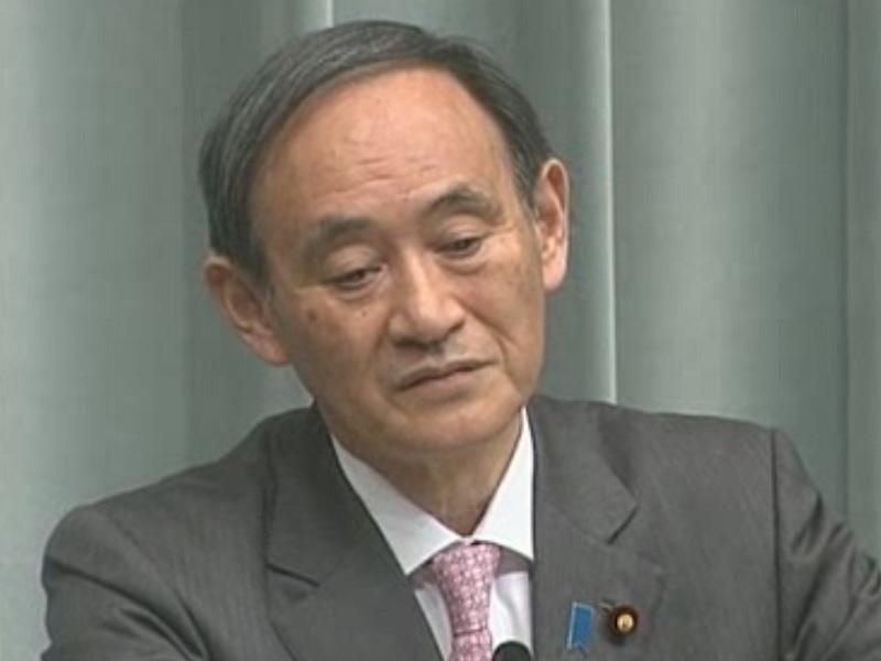 平成30年2月8日(木)午後-内閣官房長官記者会見