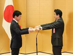 第4回日本ベンチャー大賞表彰式‐平成30年2月26日
