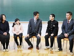 福島県訪問-平成30年3月10日