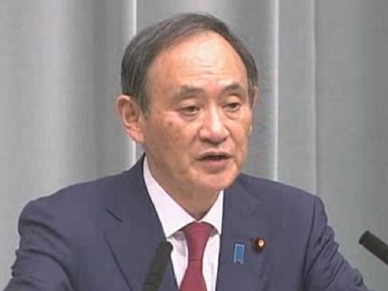 平成30年4月13日(金)午前-内閣官房長官記者会見