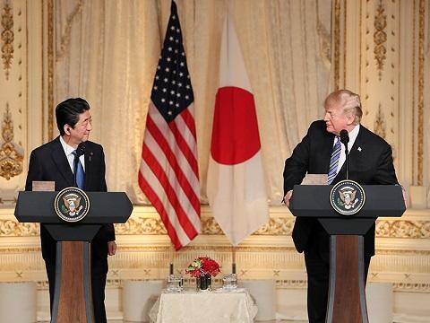 日米共同記者会見-平成30年4月18日
