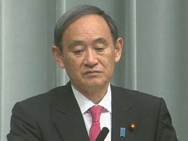 平成30年5月9日(水)午前-内閣官房長官記者会見
