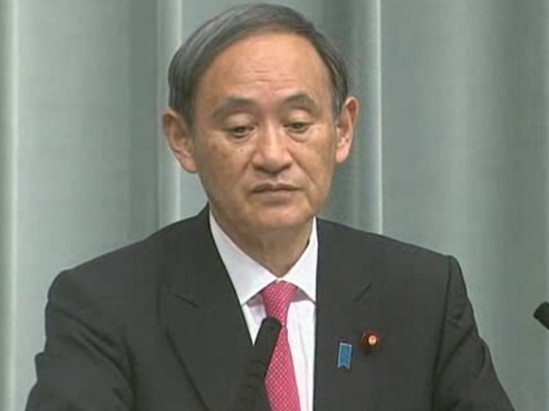 平成30年5月9日(水)午後-内閣官房長官記者会見