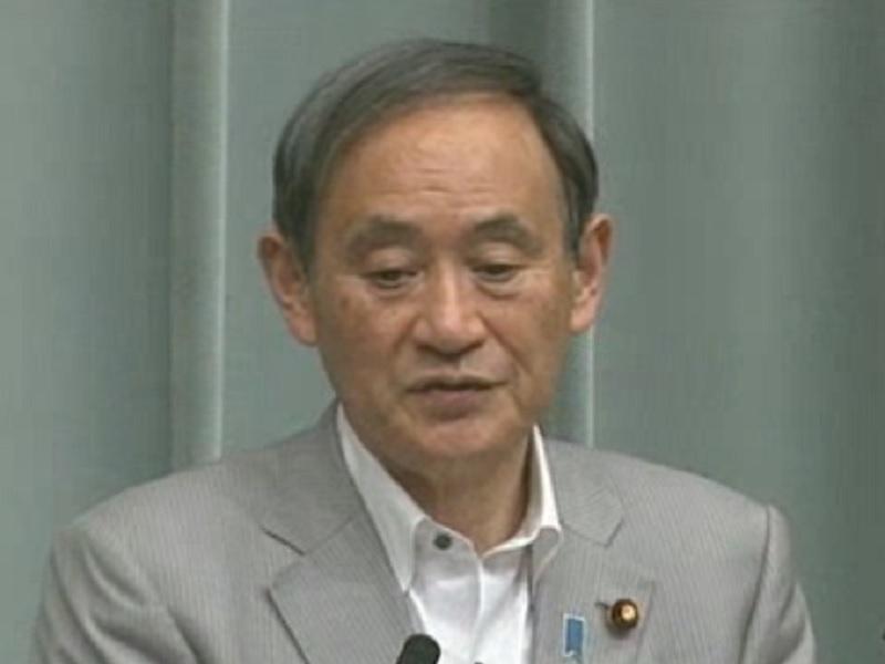 平成30年5月11日(金)午後-内閣官房長官記者会見