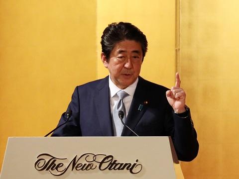 日中平和友好条約締結40周年記念 李克強中国国務院総理歓迎レセプション-平成30年5月10日