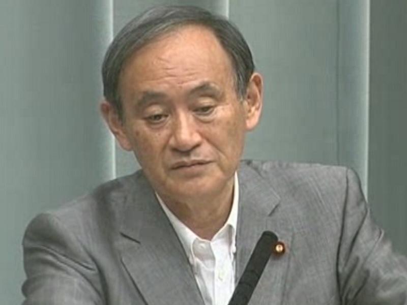 平成30年5月16日(水)午後-内閣官房長官記者会見