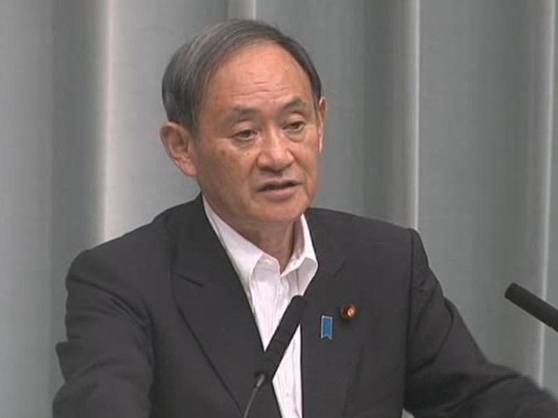 平成30年5月31日(木)午後-内閣官房長官記者会見