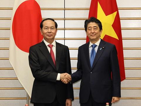 日・ベトナム首脳会談等-平成30年5月31日