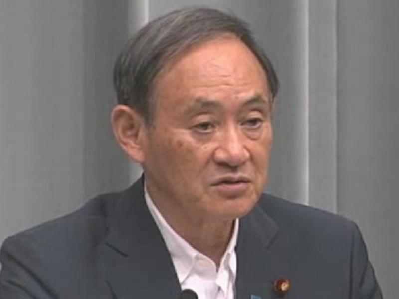 平成30年6月4日(月)午前-内閣官房長官記者会見