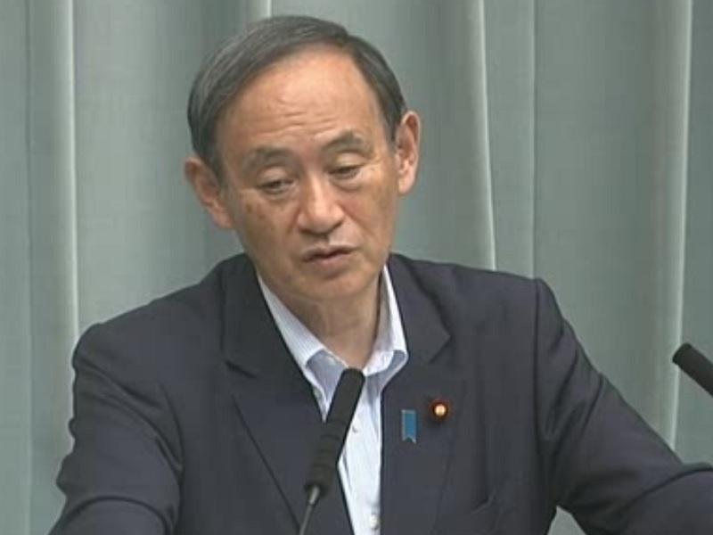 平成30年6月6日(水)午後-内閣官房長官記者会見
