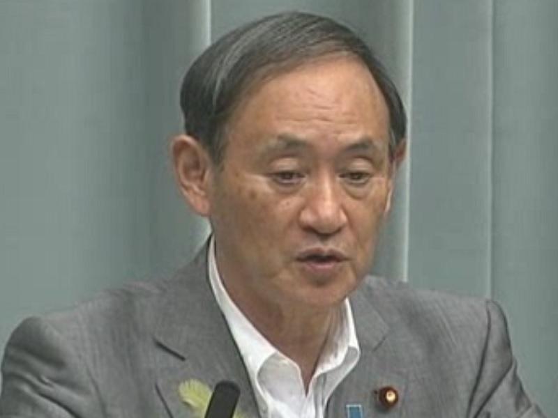 平成30年7月4日(水)午後-内閣官房長官記者会見