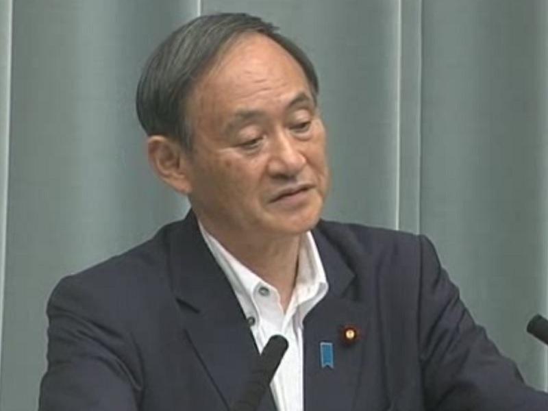 平成30年7月9日(月)午後-内閣官房長官記者会見