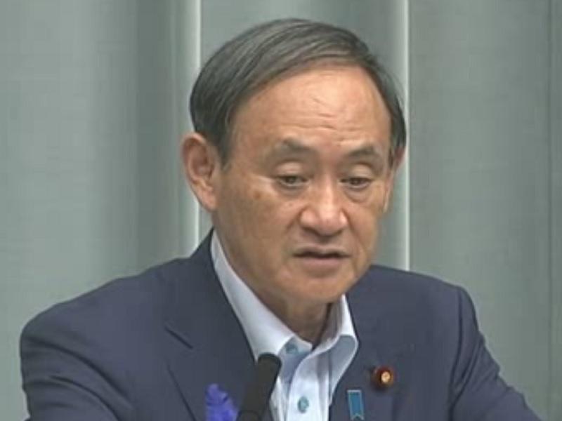 平成30年7月12日(木)午後-内閣官房長官記者会見