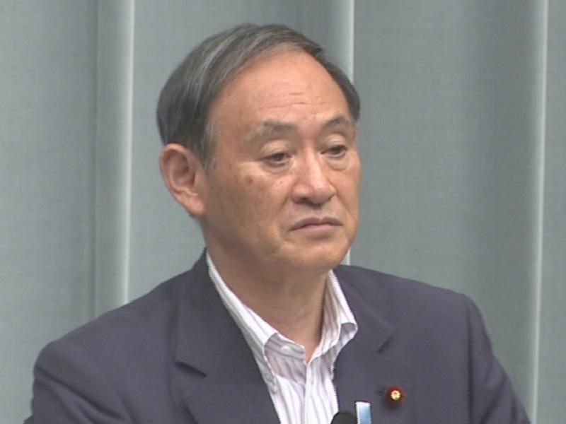 平成30年7月31日(火)午前-内閣官房長官記者会見