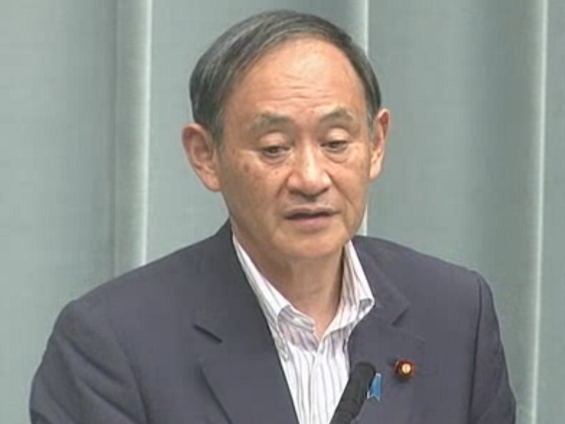 平成30年7月31日(火)午後-内閣官房長官記者会見