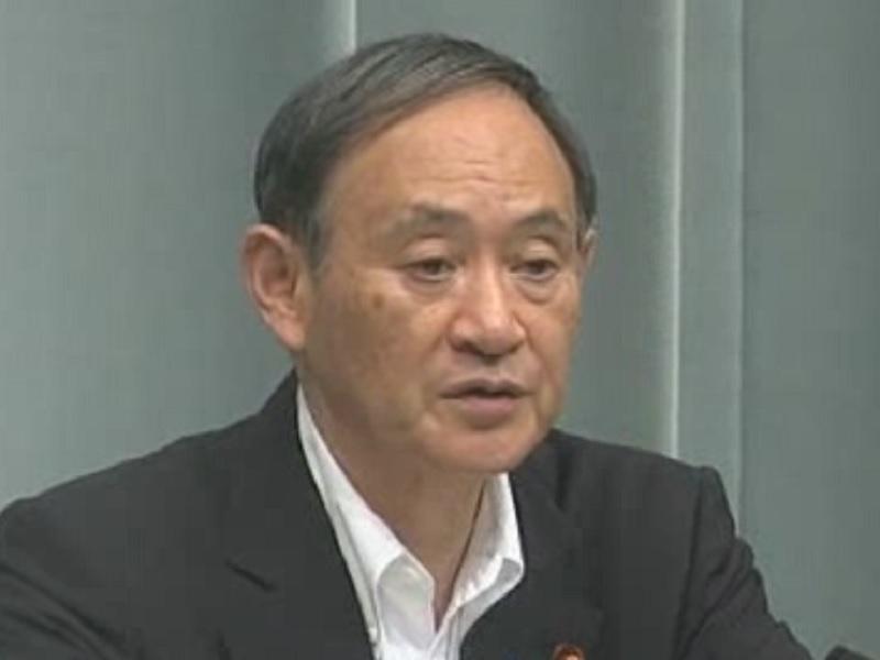 平成30年8月1日(水)午前-内閣官房長官記者会見