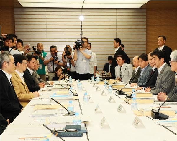 教育再生実行会議-平成30年8月3日