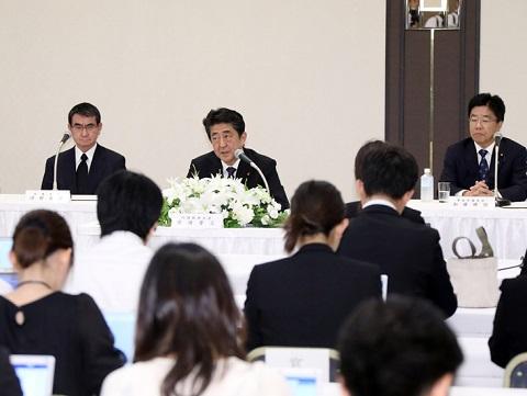 長崎原爆犠牲者慰霊平和祈念式典参列等-平成30年8月9日
