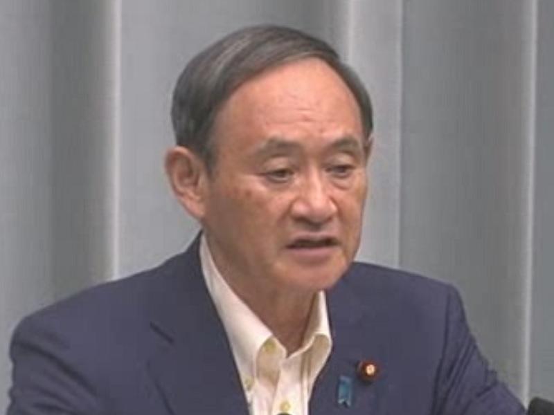 平成30年8月28日(火)午前-内閣官房長官記者会見