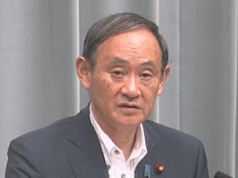 平成30年9月10日(月)午前-内閣官房長官記者会見