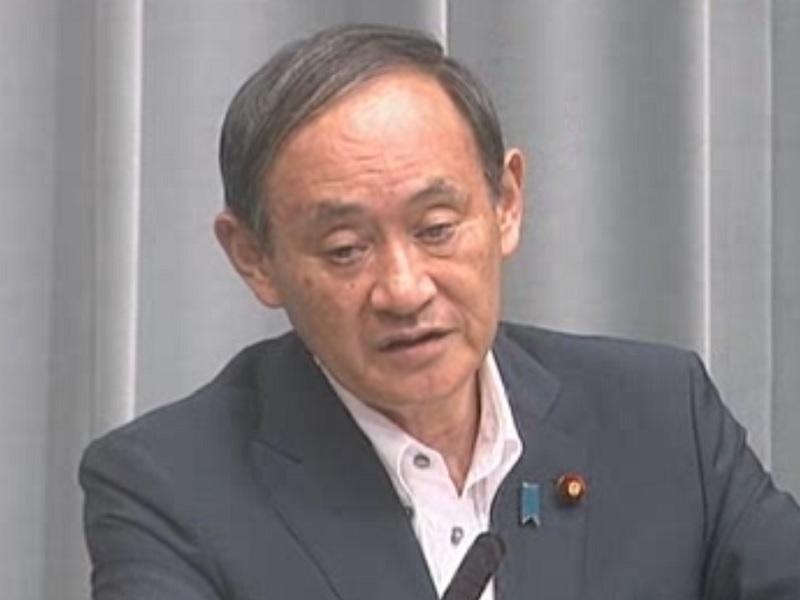 平成30年9月10日(月)午後-内閣官房長官記者会見