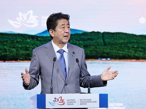 東方経済フォーラム出席等 -3日目--平成30年9月12日